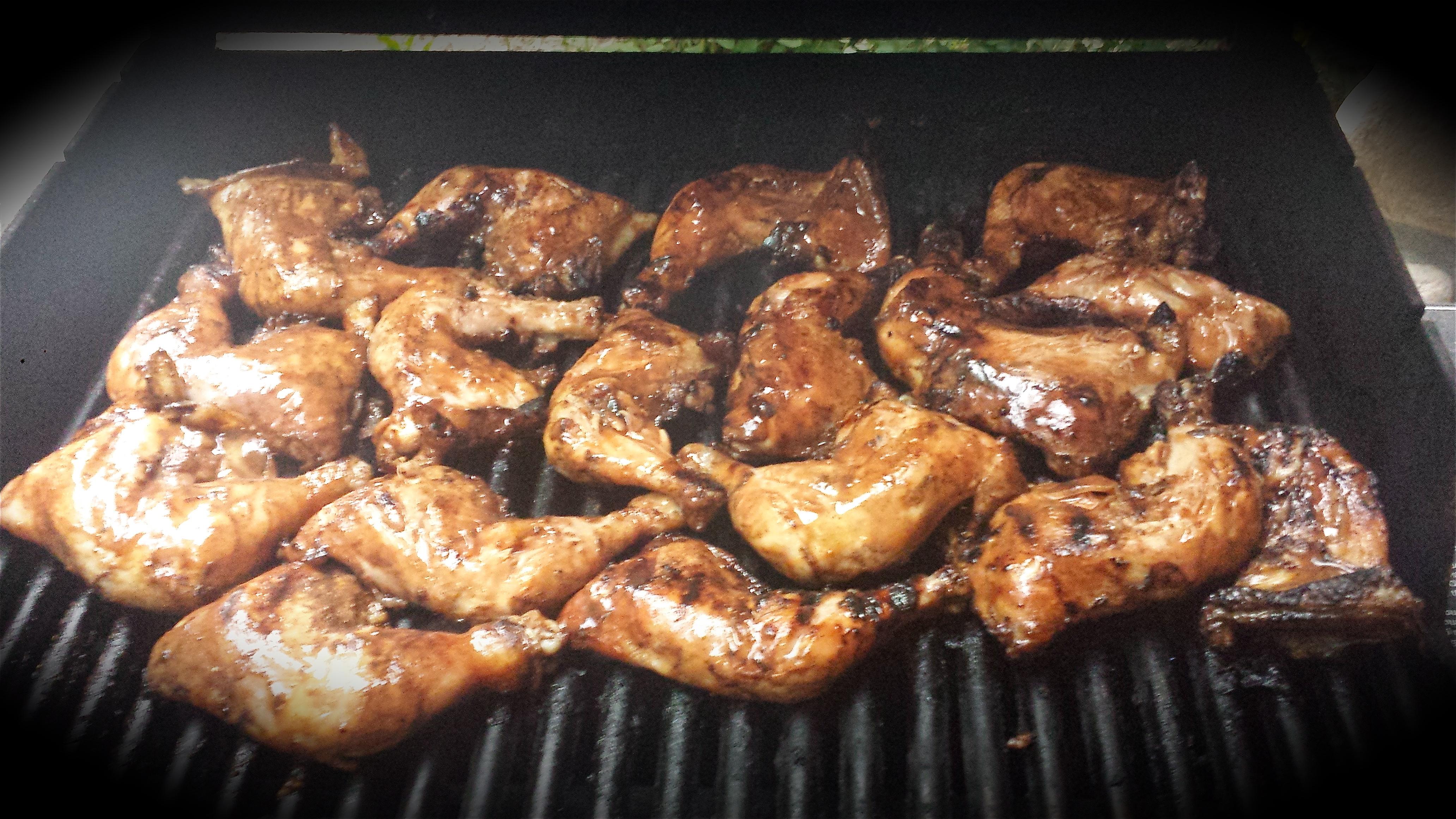 Jamaican Jerk Chicken | SK Parfait
